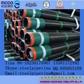 Tubing Pipe and Casing Pipe API Spec 5CT