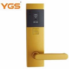 Door card lock
