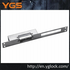 Electric strike lock for door
