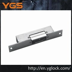 Electric door strike lock