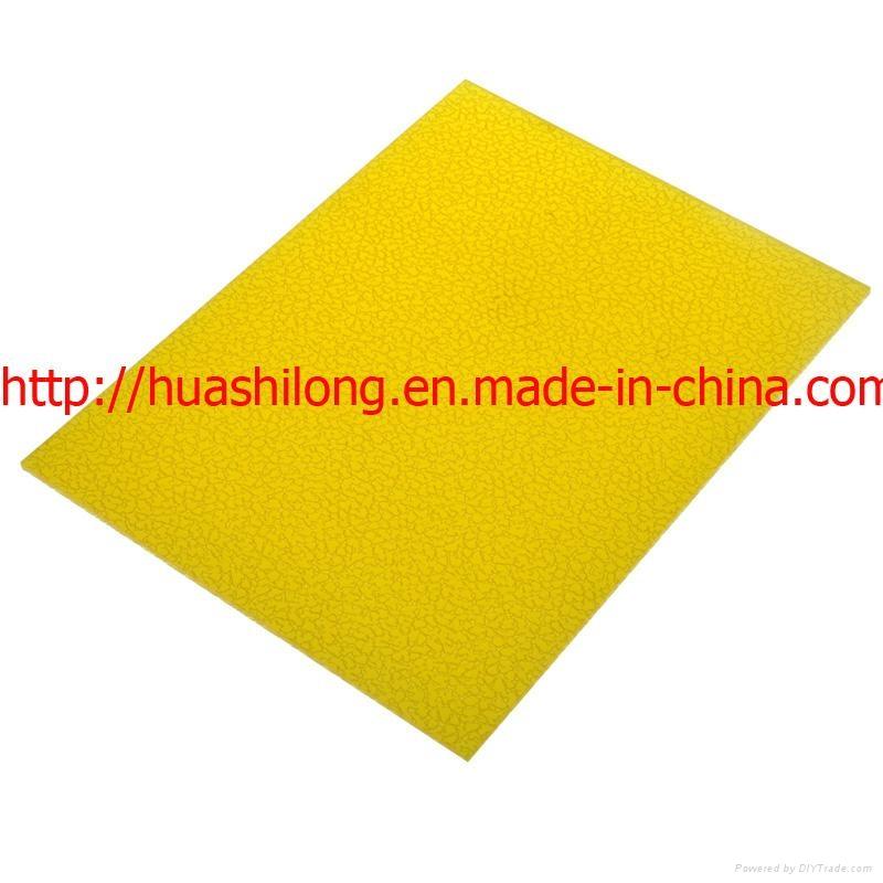 Polycarbonate Embossed Sheet 2