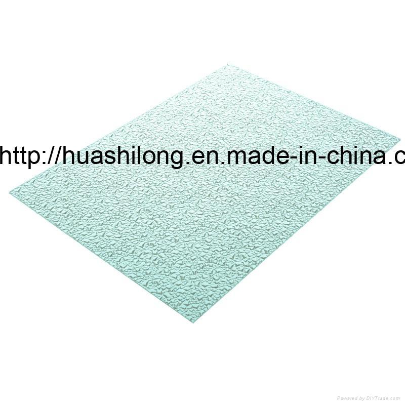 Polycarbonate Embossed Sheet 5