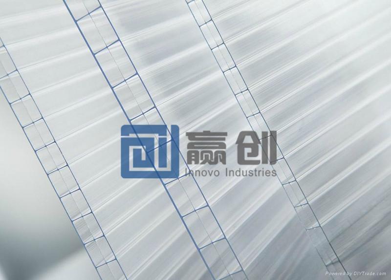 Polycarbonate Sun Sheet 2