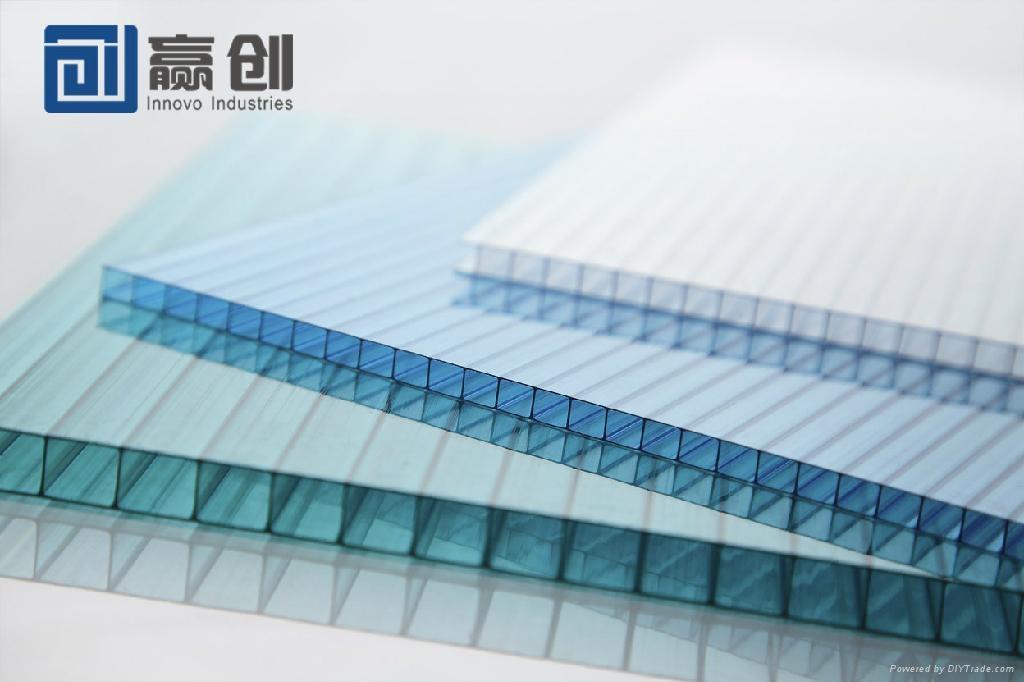 Polycarbonate Sun Sheet 3