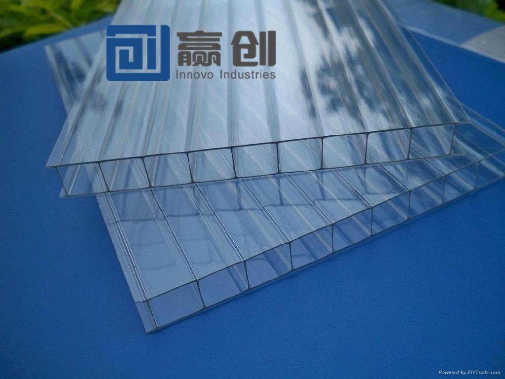 Polycarbonate Sun Sheet 4