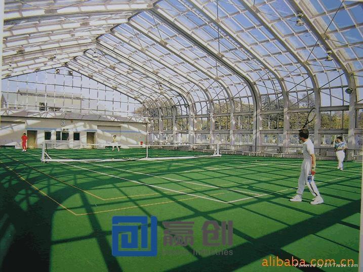 Polycarbonate Greenhouse Panels  1