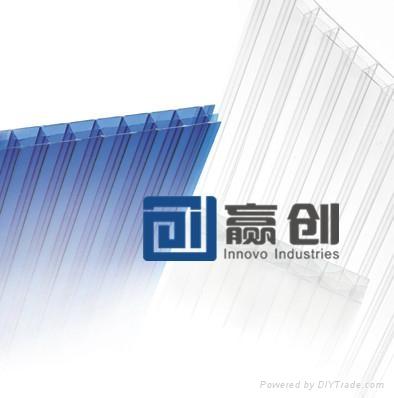 Polycarbonate Greenhouse Panels  3