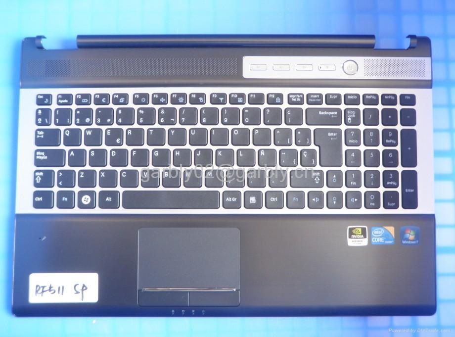 Adesivo Para Teclado De Notebook Samsung ~ spanish teclado para laptop keyboard for Samsung RF510
