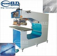high frequency tarpaulin welding machine