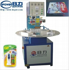 high frequency blister packaging welding machine