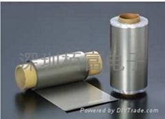 高透磁超薄吸波材料