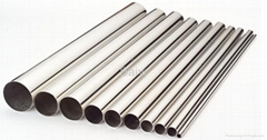 Stainless steel tube and pipe