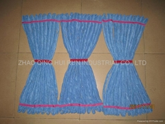 microfiber saddle-type tube wet mop