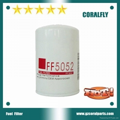 Fleetguard fuel filter FF5052