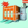 CE ISO9001 car spray booth/car paint cabin 1