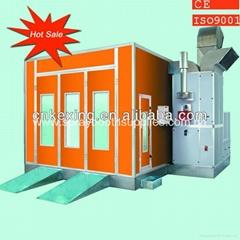 CE ISO9001 car spray booth/car paint cabin