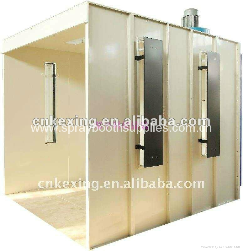 ... powder coating booth/paint booth/paint cabin design 2