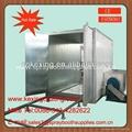 powder curing oven/powder baking cabin