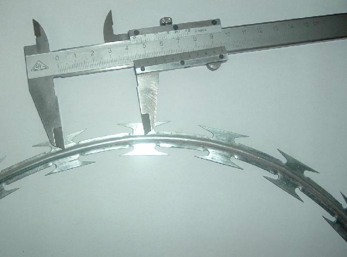 Razor Wire/Concertina Razor Wire/Concertina Wire/Razor Barbed Wire