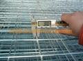 Ga  anized welded mesh panel