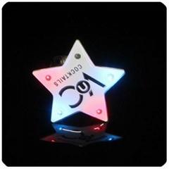 New promotional advertising led badge light