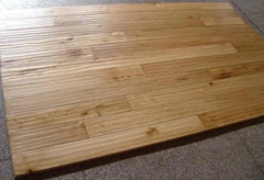 White Oak Hand-Scraped Flooring