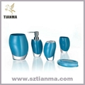 Top Hotel Bathroom Accessories Set 5pcs