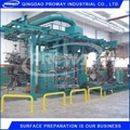 Q48 Series Overhead Conveyor Shot Blasting Machine