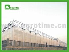 CMV1040larger multi-span greenhouse