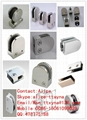 Stainless steel glass clamp for curtain wall 1
