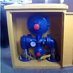 燃气调压箱调压柜