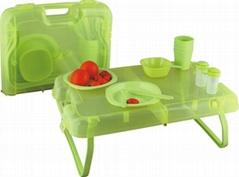 plastic picnic set appliance