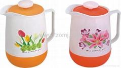 plastic printed pitcher&plastic jugs