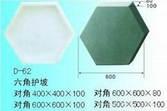 護坡塑料模具