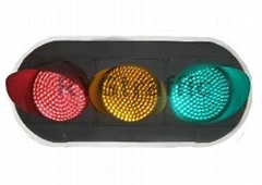 300mm Small Lens LED Traffic Light