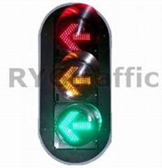 300mm Arrow LED Traffic Signal