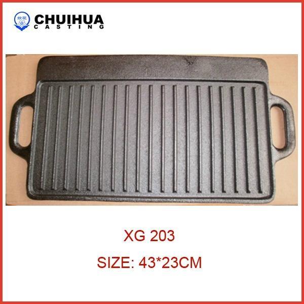 Cast iron griddle 1