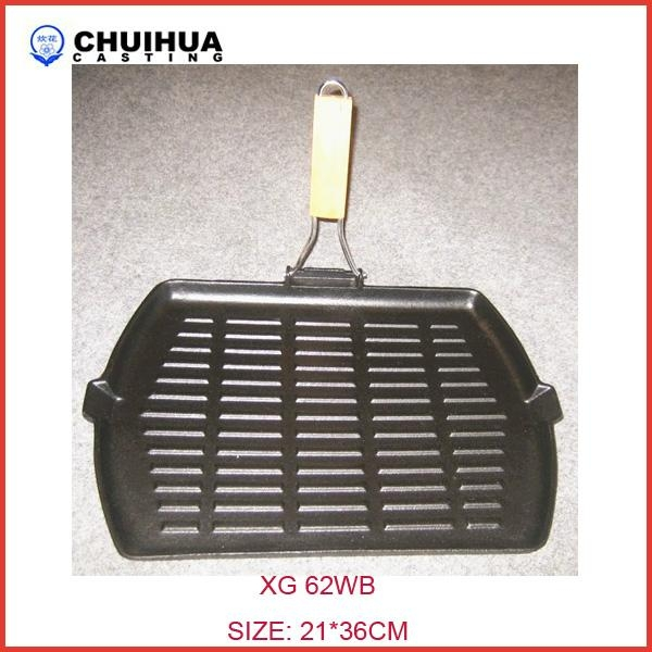 cast iron grill 1