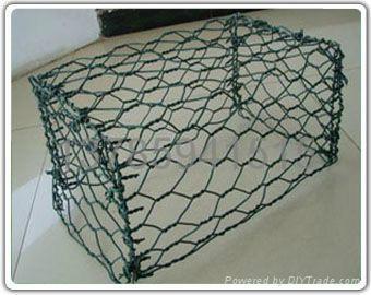 镀锌石笼石笼网箱 1