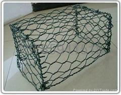 鍍鋅石籠石籠網箱