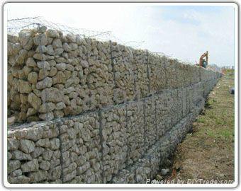 镀锌石笼石笼网箱 5