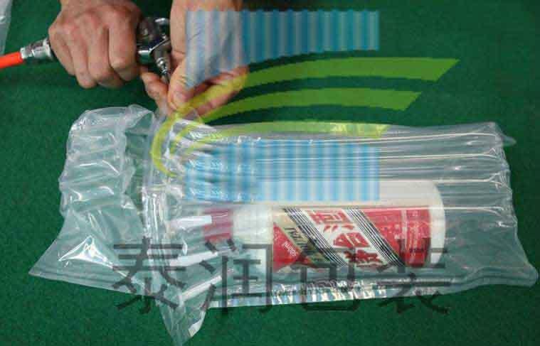 白酒充气包装袋 4