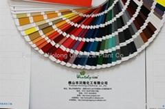 Ral Color Powder Coating