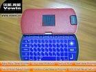 CNC plastic phone shell prototype