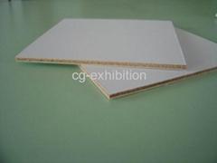 PVC exhibition panel