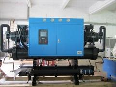 Industrial Screw Water Chiller