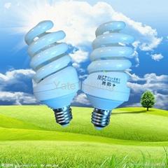 spiral type energy saving lamp