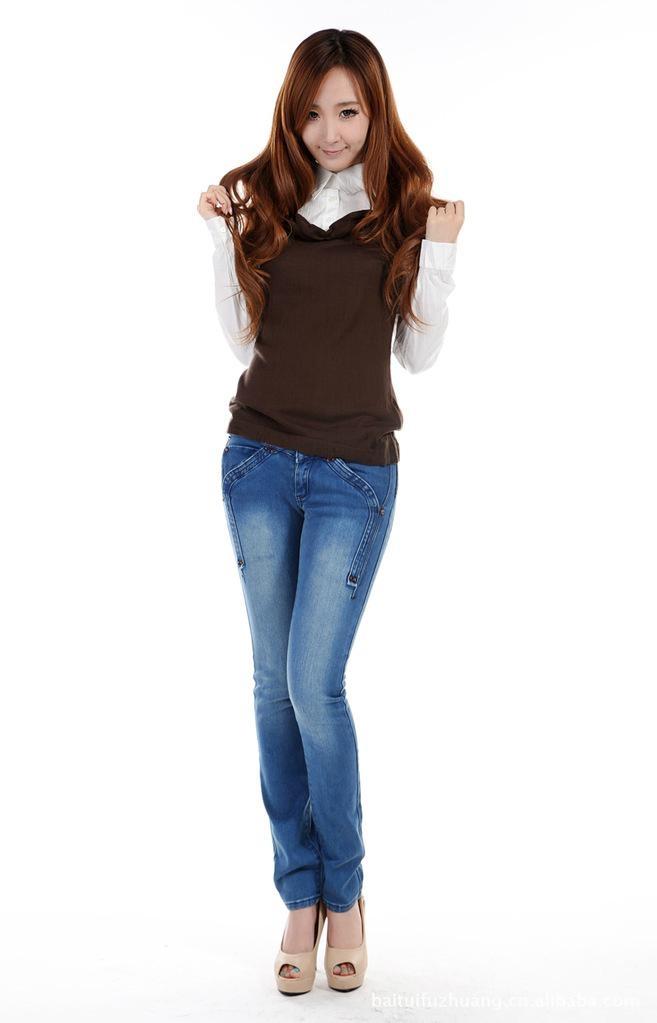 女式欧码原单衬衫 1