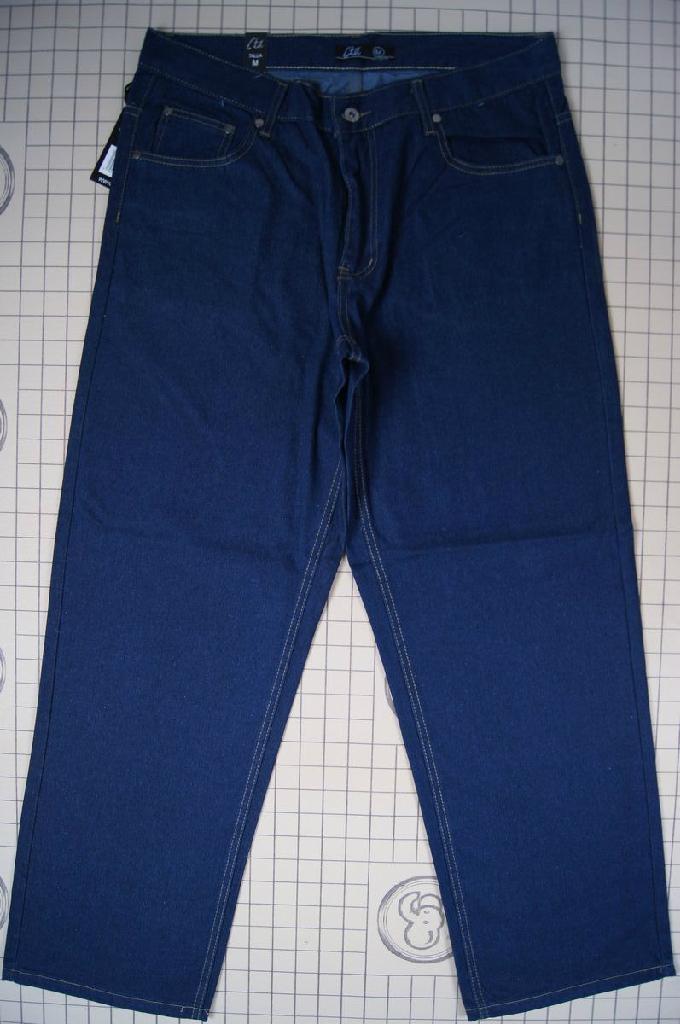 原單外貿男式牛仔長褲 1