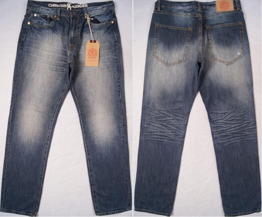 原单外贸男式牛仔裤 2